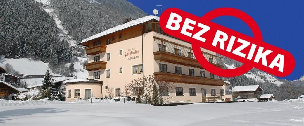 Hotel Alpenkönigin v See - u lanovky