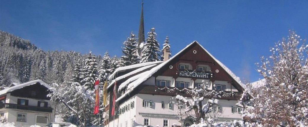 Gasthof Kirchenwirt v Gosau