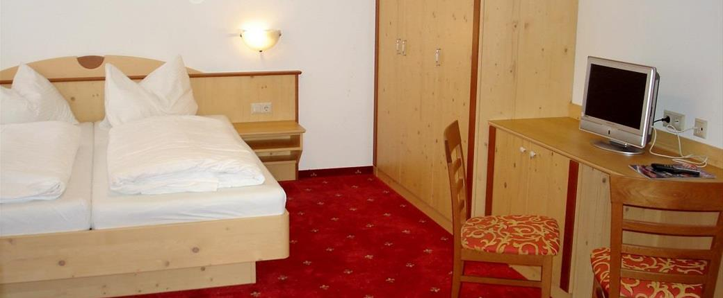 Hotel - penzion Hubertus v Mallnitzu - all inclusive