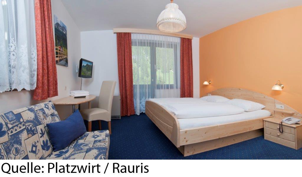 Gasthof Platzwirt v Raurisu