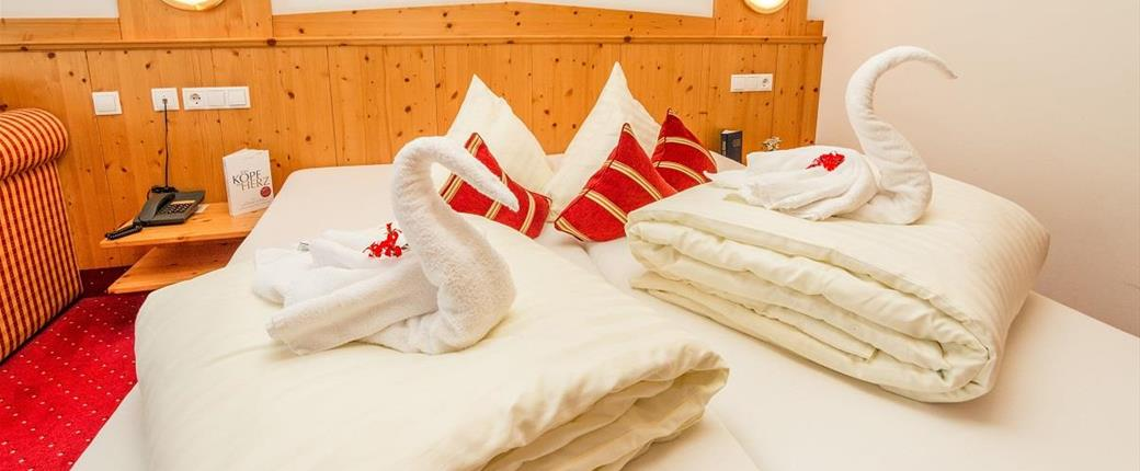 Hotel Alpina Resort ve Wenns