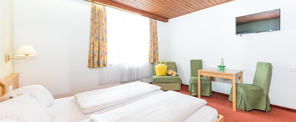 Hotel Zur Post v Döbriachu