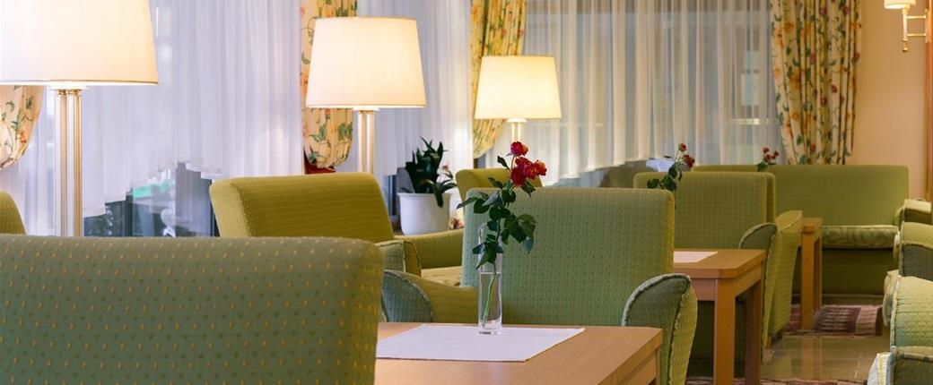 Hotel Alpenland v Maria Alm - 300 m od vleku