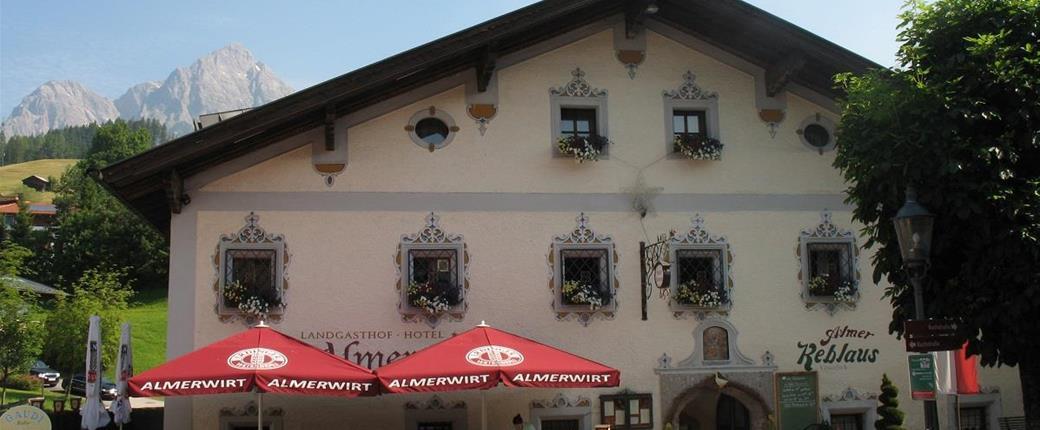 Gasthof Almerwirt v Maria Alm