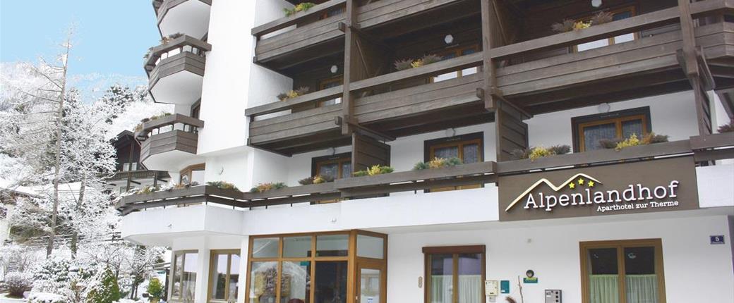 Aparthotel Alpenland v Bad Kleinkirchheim - 400 m od lanovky