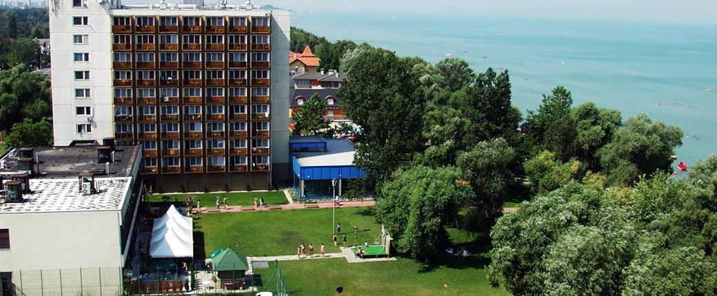 Hotel Magistern v Siófok