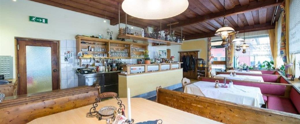 Gasthof Musikantenwirt v Annabergu - 150 m od lanovky